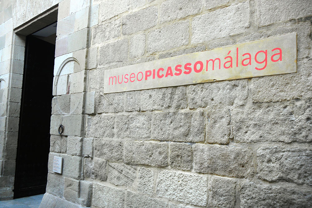 ENTORNO dehesa de alcuzcuz Museo Picasso Malaga