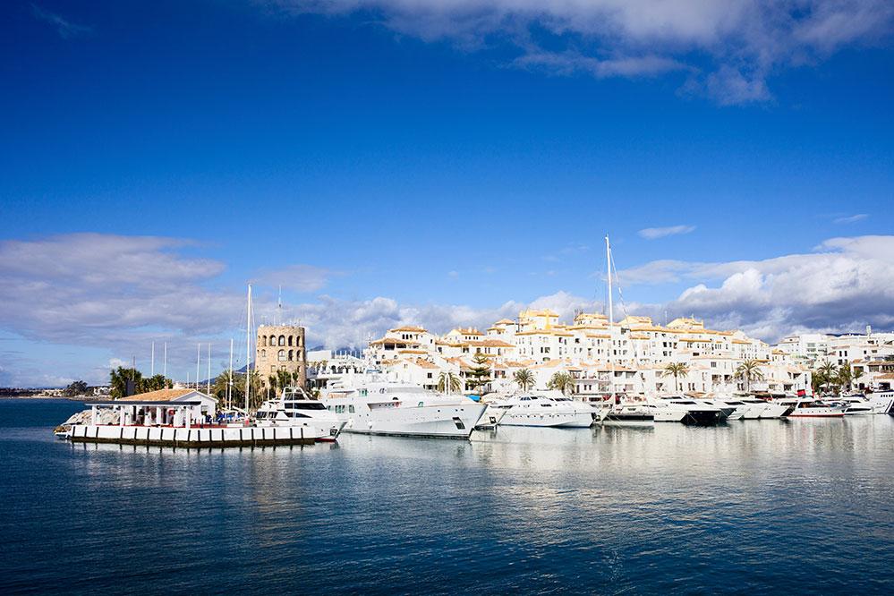 ENTORNO dehesa de alcuzcuz puerto Banus