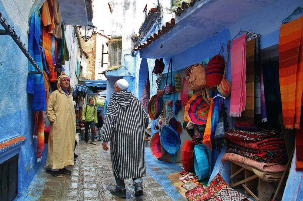 ENTORNO dehesa de alcuzcuz Malaga - Marruecos