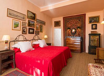 El Marqués habitación