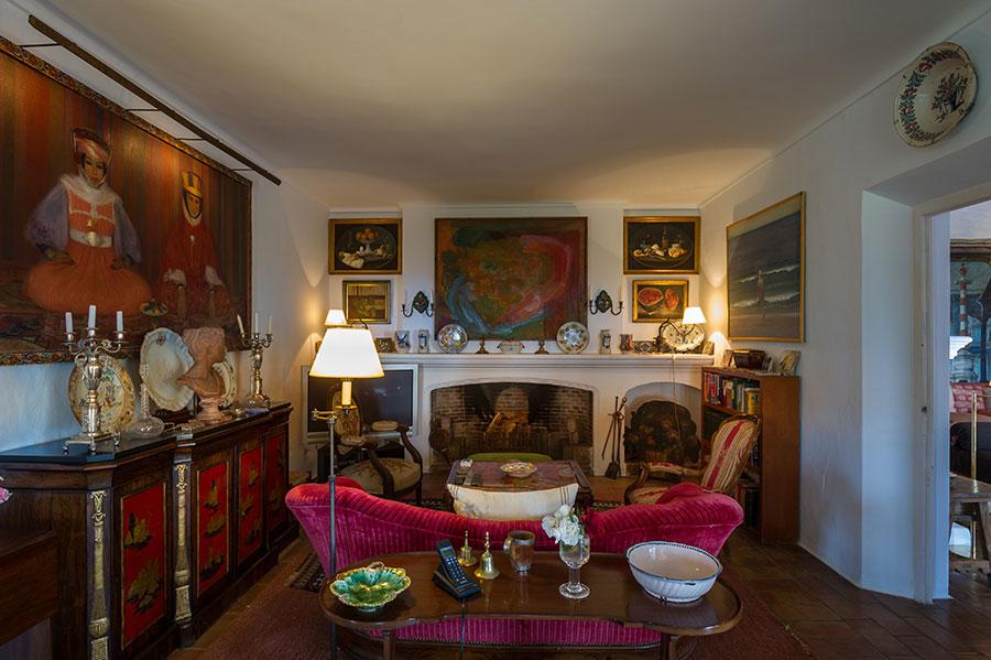 La casa salon en dehesa de alcuzcuz en malaga Ronda