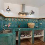 casita mohamed cocina Dehesa de Alcuzcuz Ronda