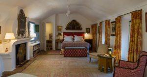 Alcuzcuz hotel benahavis malaga habitacion