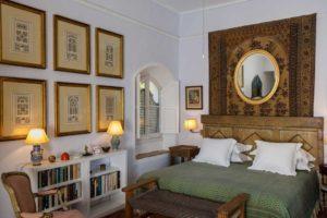 Alcuzcuz hotel benahavis malaga tramores cama