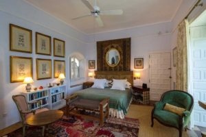 Alcuzcuz hotel benahavis malaga tramores dormitorio