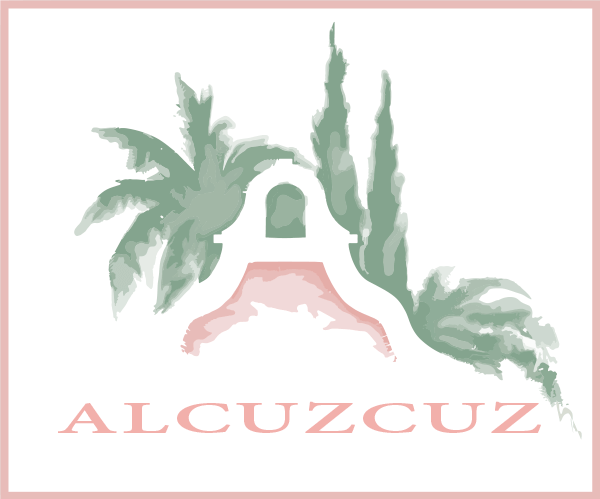 Alcuzcuz hotel benahavis malaga logo footer